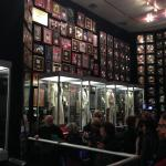 Just one of the many rooms full of awards