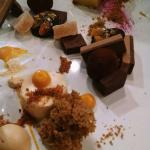 The perfect dessert plate with the most amazing homemade treats