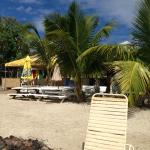 The Bar from the Beach