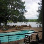 view of the river Chobe