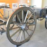 Beavoir Wagon with two ammo carriers