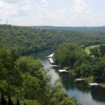 Point Lookout view of the Ozarks