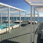 Rooftop Hydropool at the COMO