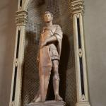 St. George possibly by Donatello