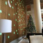 Christmas Decoration at the Lobby