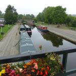 View from Bridge over Ellesmere Canal