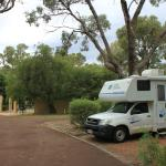 Bilde fra Woodman Point Holiday Park