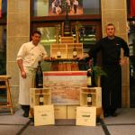 Spanish Chefs ready to present their delicacies