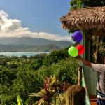 A tribute to a sister over Hanalei Bay...