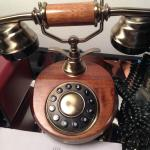 Operational phone in the room