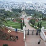 Photo of Baha'i Gardens and Golden Dome
