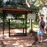 One of the sites at the Killing Fields