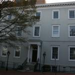 Front of Confederate White House