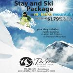 $179 Monarch Mountain Stay and Ski Package