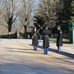 Changing of the Guard - Tomb of  Unknown Soldier