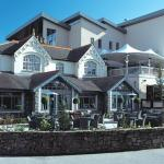 Lovely picture of the hotel