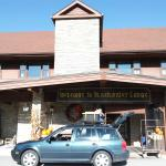 Blackwater Falls State Park Lodge resmi