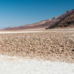 Looking North - Badwater & Black Mountains
