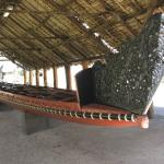 Authentic fishing boat