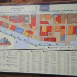 Distillery District map