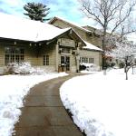 Winter at Starved Rock Lodge