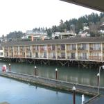 Foto de Astoria Riverwalk Inn