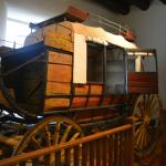 NM History Museum: Stage Coach