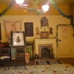 NM History Museum: Period Living Room