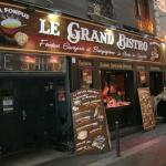 One of the many cheap places to eat (30-35 euro for 2 people inc/drinks, appetizer, main & deser