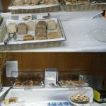 Bread & pastry buffet