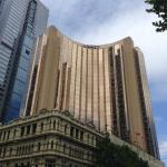 Grand Hyatt Melbourne by day