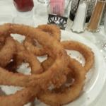 Try the big onion rings.
