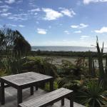 View from Deck - Nikau Cottage