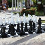 Giant Chess Set by Manatee Bar