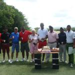 Ist Tee The Links - Marion's 70th with the Caddy Masters