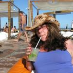 Sipping in Mojitos