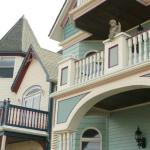 This historic seaside town boasts the largest collection of authentic Victorian architecture in