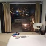 Premium room with its wonderful view over quito!