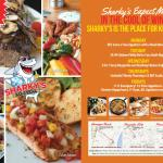 Look for all new Winter Weekly Specials at Sharky's