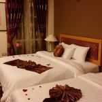 Beautiful double deluxe room