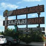 Everglades Safari Park Foto