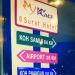 My Place @Surat Hotel Foto