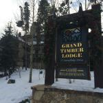 Entrance to Grand Timber