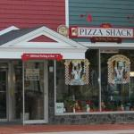Front of Pizza Shack (viewed from N.Y. route 7)