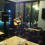 live music at Maple Leaf Restaurant