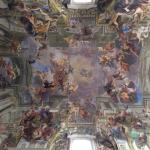 The awesome ceiling...