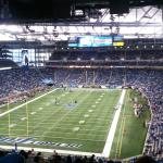 Ford Field Detroit Lions Game