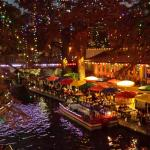 """Christmas Magic""~San Antonio River Walk"