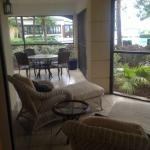 Screened porch (suite 3101)