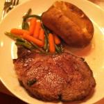 OMG the prime rib was excellent